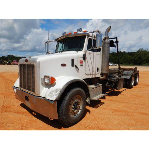 2006 PETERBILT 357 Roll Off Truck