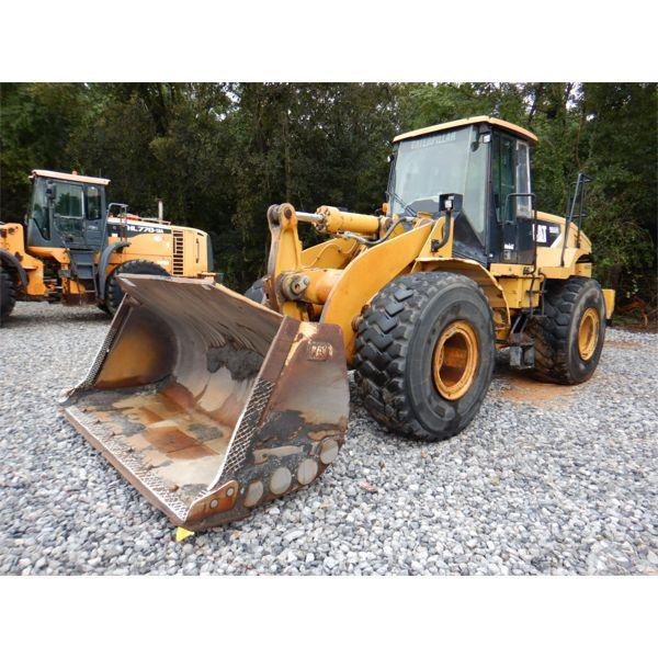 2009 CAT 966H Wheel Loader