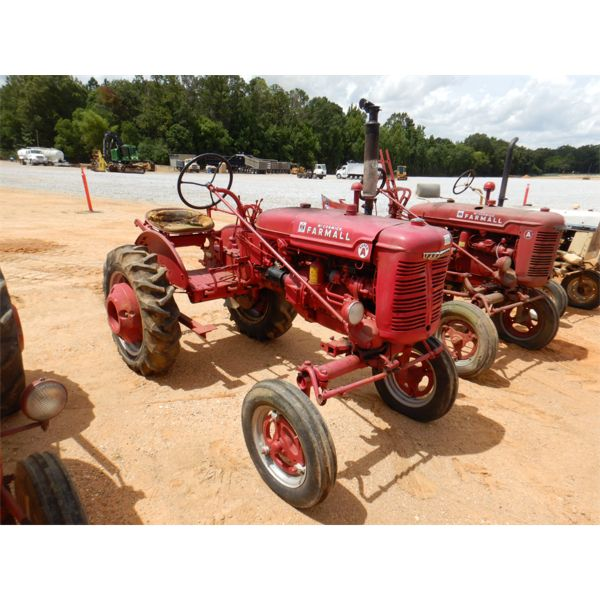 INTERNATIONAL HARVESTER FAA Farm Tractor