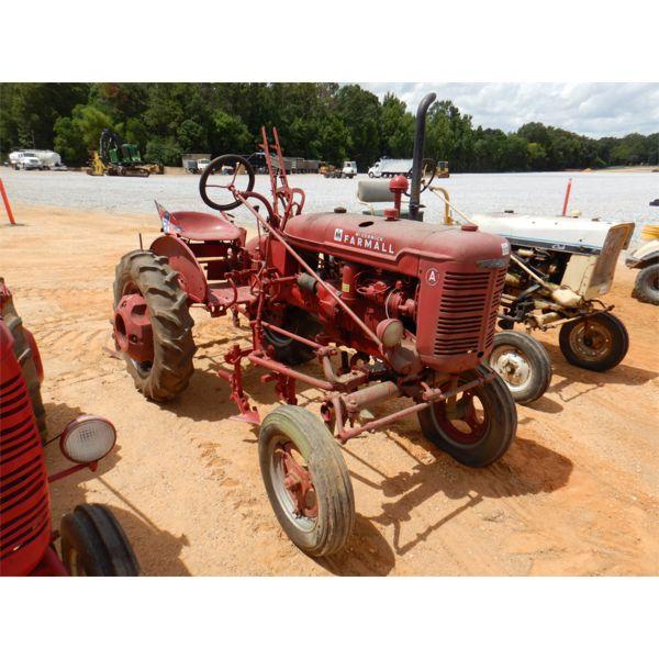 INTERNATIONAL HARVESTER MODEL A Farm Tractor