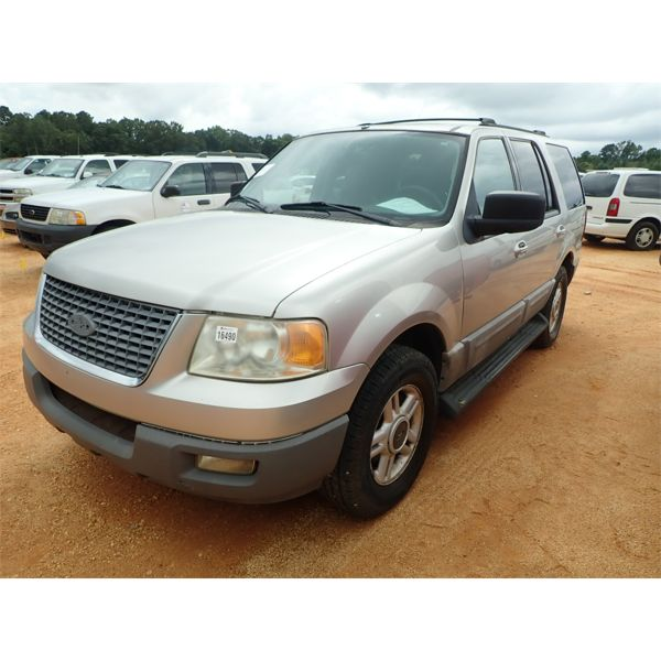 2003 FORD EXPEDITION XLT SUV