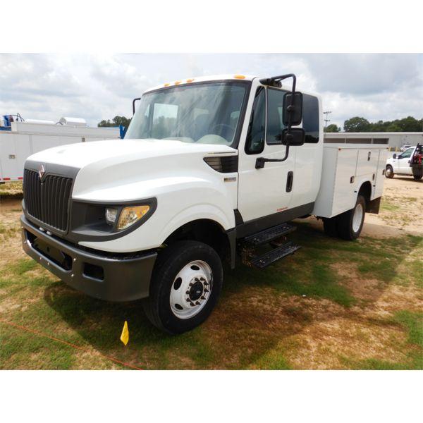 2015 INTERNATIONAL TERRASTAR Service / Mechanic Truck