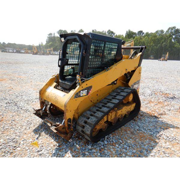 2013 CAT 259B3 Skid Steer Loader - Crawler
