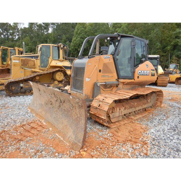 2016 CASE 1150M WT Dozer / Crawler Tractor