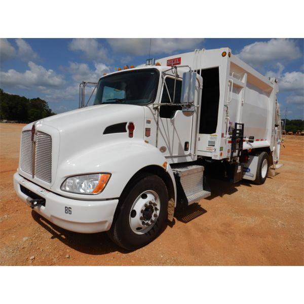 2019 KENWORTH T370 Garbage / Sanitation Truck