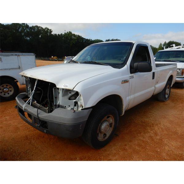 2006 FORD F250 XL Pickup Truck