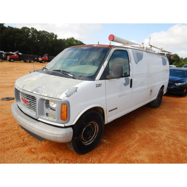 2000 GMC 3500 Passenger Van