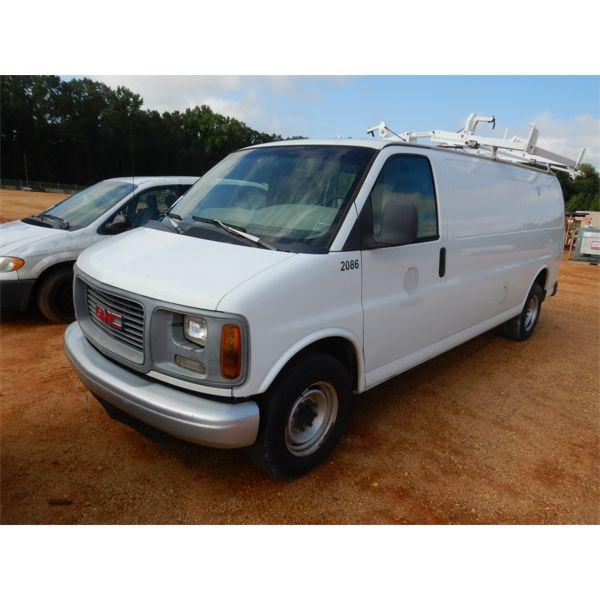 2001 GMC SAVANNA Passenger Van