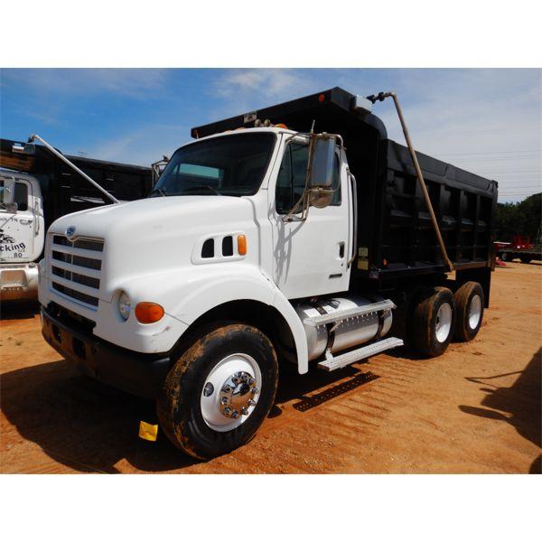 2007 STERLING LT7500 Dump Truck