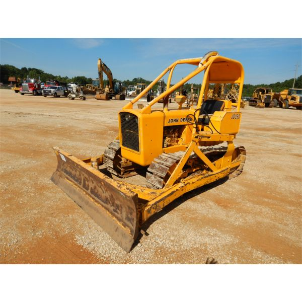 JOHN DEERE 350 Dozer / Crawler Tractor