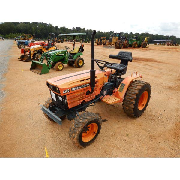 KUBOTA B7200HST Farm Tractor