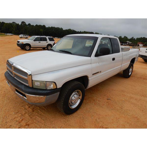 2002 DODGE RAM 2500 Pickup Truck