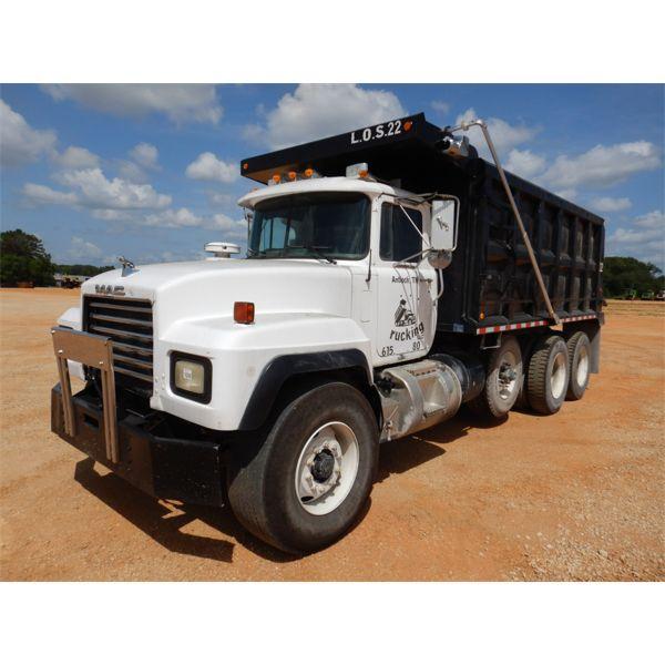 2003 MACK RD688S Dump Truck