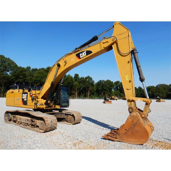 2017 CAT 349FL Excavator
