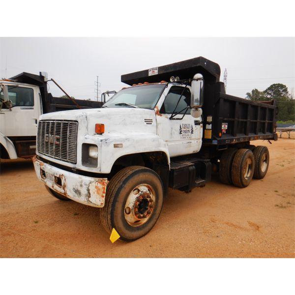 1999 GMC C8500 Dump Truck