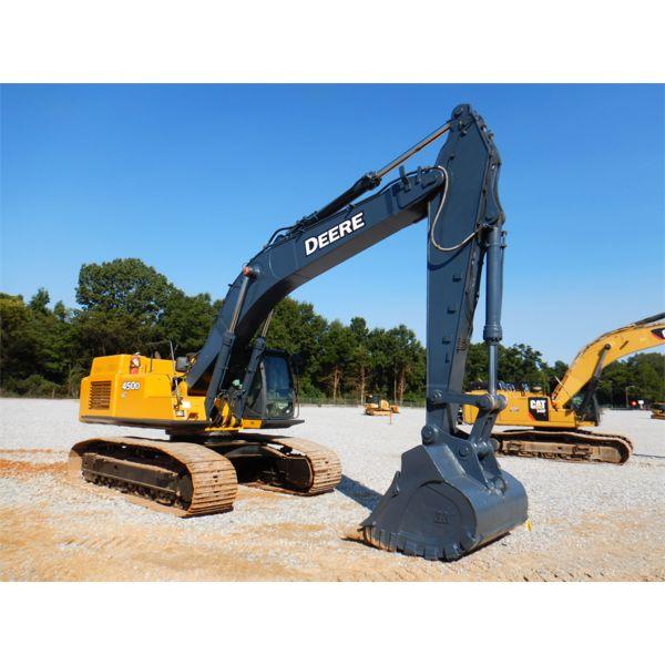 2012 JOHN DEERE 450D LC Excavator
