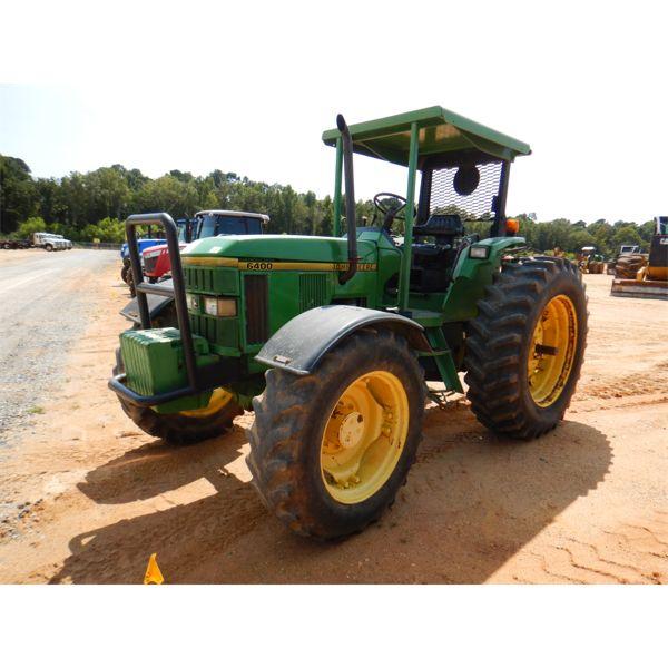 JOHN DEERE 6400 Farm Tractor
