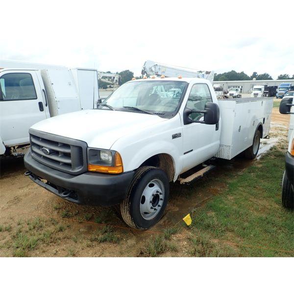 2000 FORD F450 Service / Mechanic Truck