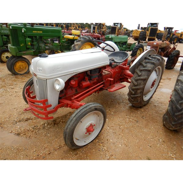 FORD JUBILEE Farm Tractor