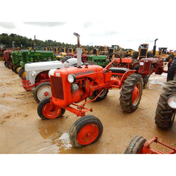 ALLIS CHALMERS B MODEL Farm Tractor