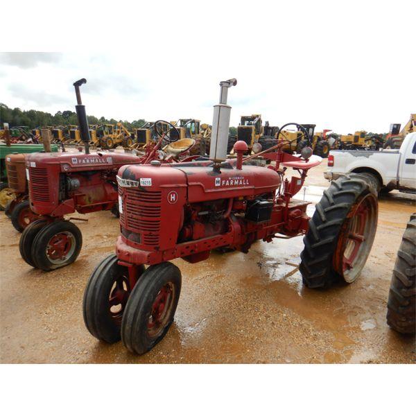 IH McCORMICK FARMALL H MODEL Farm Tractor
