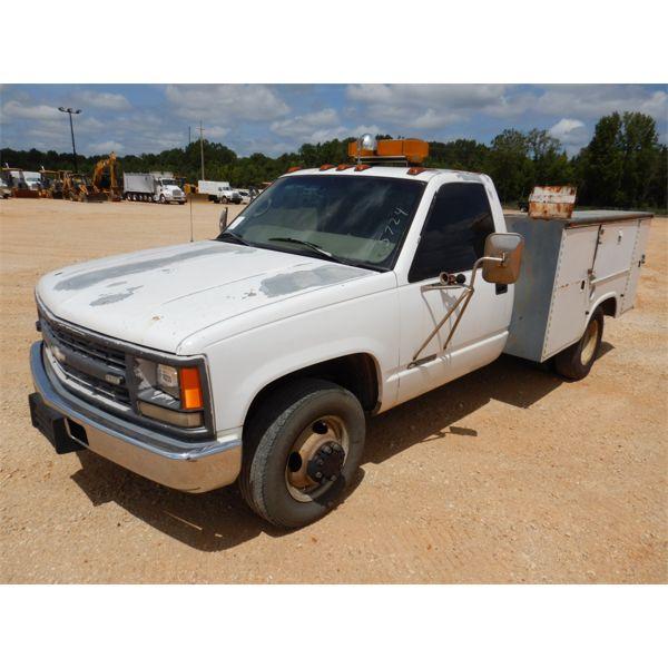 1997 CHEVROLET C3500 Service / Mechanic Truck