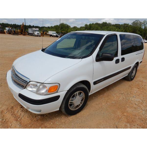 2004 CHEVROLET VENTURE Passenger Van