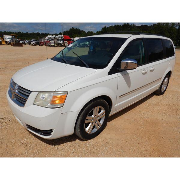 2008 DODGE GRAND CARVAN SXT Passenger Van