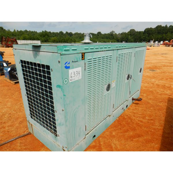 GENSET GGHH-5735272 Generator