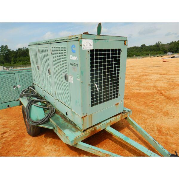 GENSET GGHH-4964881 Generator