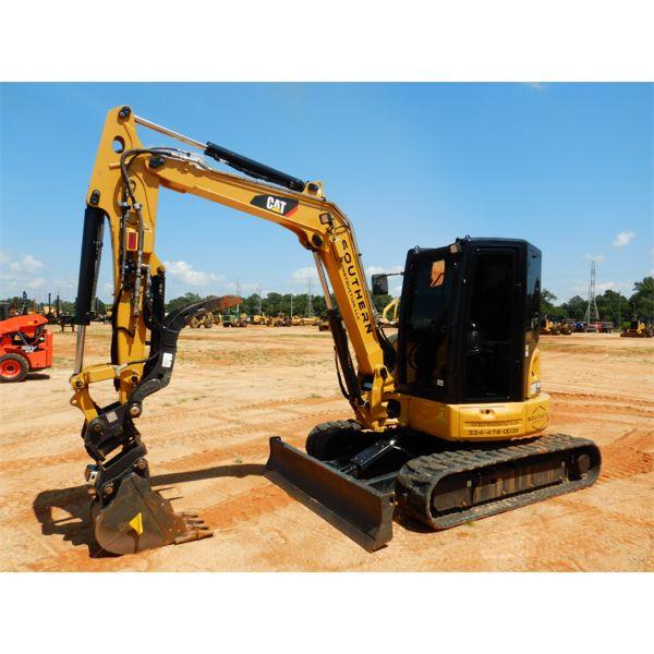 2019 CAT 305.5E2 CR Excavator - Mini