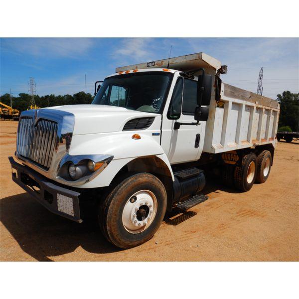 2008 INTERNATIONAL WORKSTAR 7500 Dump Truck