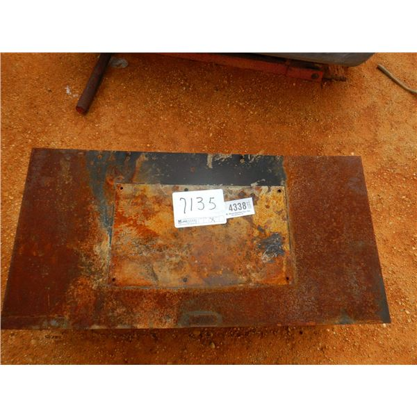 """24"""" X 48"""" METAL SUPPORT STAND/TABLE (B7)"""