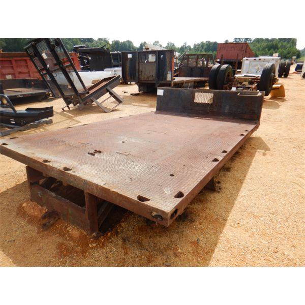 8' X 12' TRUCK FLATBED (A1)