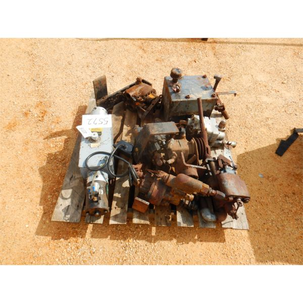 MISC SIZE/TYPE PTO HYD PUMPS (A1)