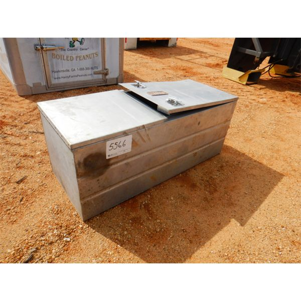 ALUMINUM TOOL BOX (A1)