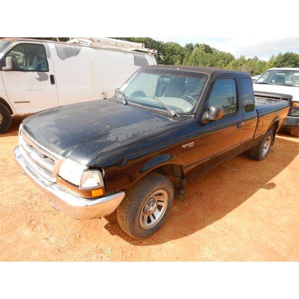 1999 FORD RANGER XLT Pickup Truck