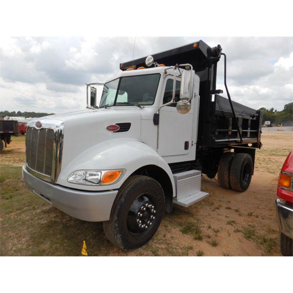 2009 PETERBILT 335 Dump Truck