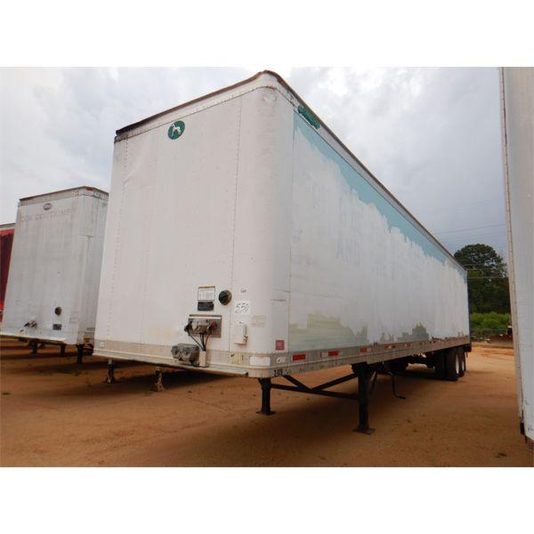 2007 GREAT DANE 7411TP-SSLA Dry Van Trailer