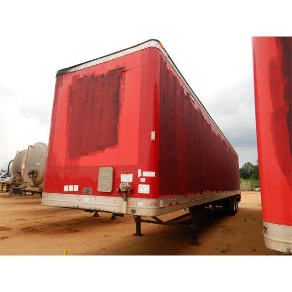 2003 GREAT DANE 7911 TA Dry Van Trailer