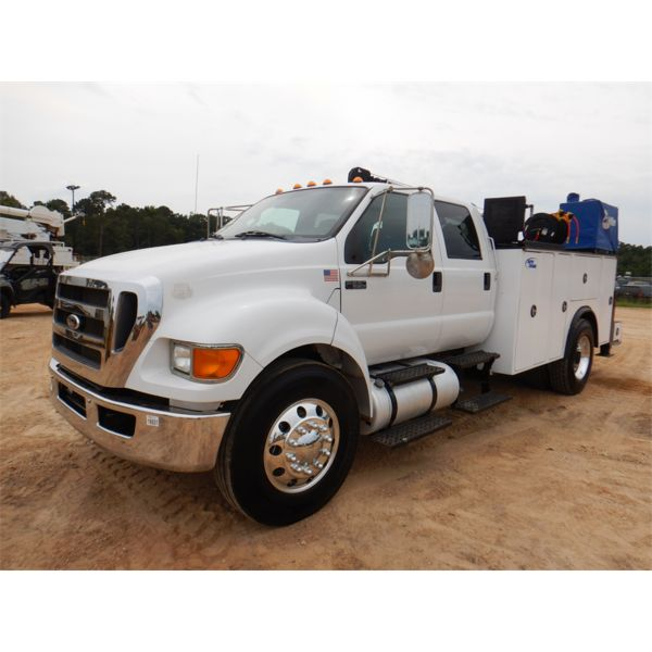 2015 FORD F650 Service / Mechanic Truck