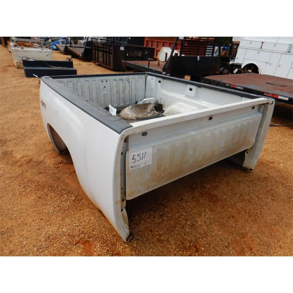 CHEVROLET DUALLY TRUCK BED (A-1)