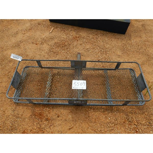 """60"""" HITCH MOUNT CARGO CARRIER (A-1)"""