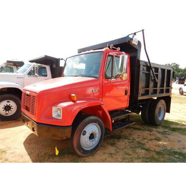 1998 FREIGHTLINER FL70 Dump Truck