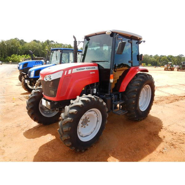 MASSEY FERGUSON 4610 Farm Tractor