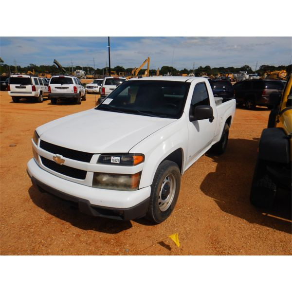 2009 CHEVROLET COLORADO Pickup Truck