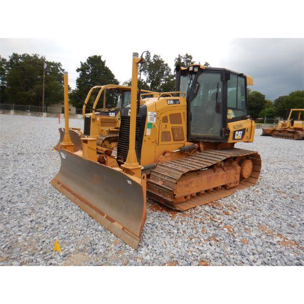 2018 CAT D3K2 LGP Dozer / Crawler Tractor
