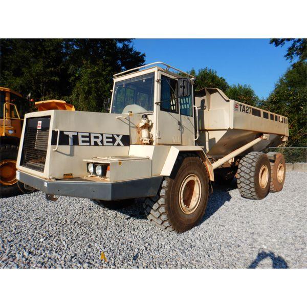 TEREX TA27 Articulated Truck