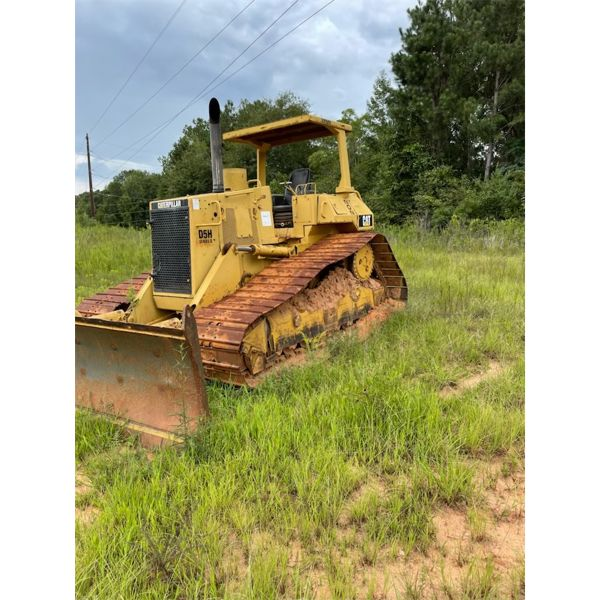 CAT D5H LGP SERIES II Dozer / Crawler Tractor