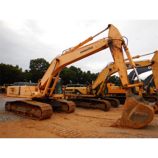 2002 KOMATSU PC400LC-6LM Excavator